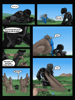 Hunters and Hunted, CH1 PG 36 by Saronicle