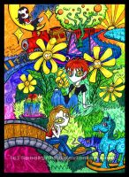 Lucy in the Sky by MelissaDalton
