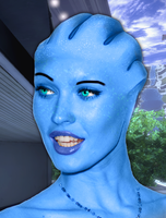 Real Asari by billcronin