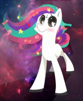So colorful and cosmic by lisitis