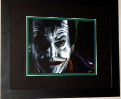 The Joker by LP2525Holmes