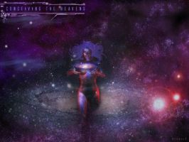 Conceiving the Heavens by B30wuLf