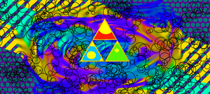 Triforce acid thing by mausteve