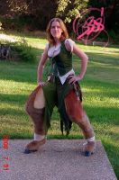 Satyr Costume by Magpieb0nes