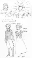 Literary Couples by perfect-tea