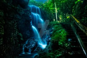 Waterfall within a Dream by itcanbdone
