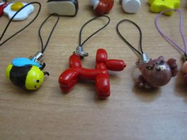Sculpey Charms 2 by BlackUmbral