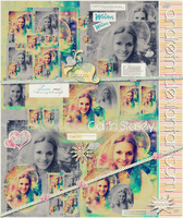 Caitlin Stasey Collage by AndreTM