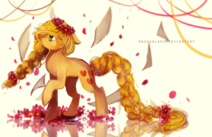 Apple Jack by AquaGalaxy