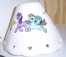 Candle Shade : MLP FiM 2 by LilSugarberry