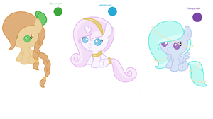 Mlp Adopts by Sky-Winds