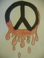 peace - war - death by fierysoul