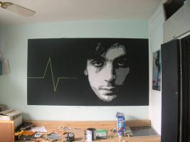 Syd Barrett by MetalKenji