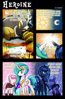 To Love Alicorn Part 35 by vavacung
