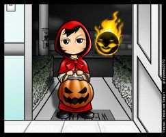 Trese: Trick or Treat by greyweed