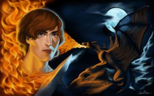 Daven and Vechernyvetr - Chaos and Magic by Ingvild-S