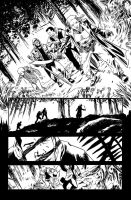 28 Days Later issue 10 Page 6 by DeclanShalvey