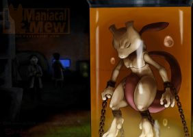 Mewtwo's Origin by ManiacalMew