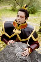 Crown-Prince of Fire Nation by alberti