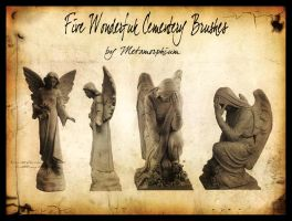Cementery Brushes by Metamorphium
