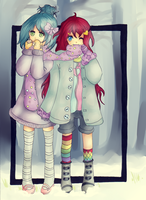Winter :collab: by calendae