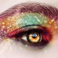 Amber Eye by UntamedUnwanted
