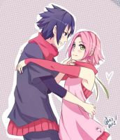 Sasusaku by Quiss