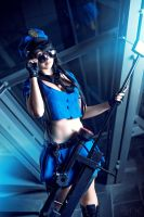Officer Caitlyn by SorrowTurquoise