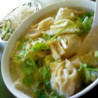 Won Ton Noodle Soup by MartaEmi