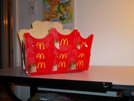 French Fry Box by HyperForceGo