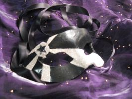 Supernova Glitter Mask by ToTheMask