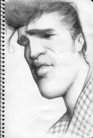 Elvis Presley by Parpa