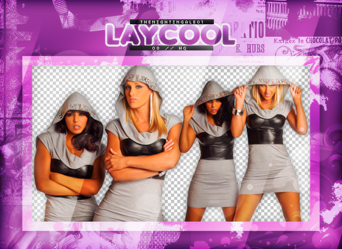 Laycool - Pack Png #O7 by TheNightingale01