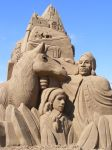 Sand Sculpture by make-a-snappy