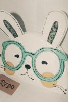 Bunny Purse by apparate