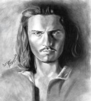 not-a-pirate will turner by shley77