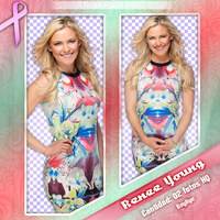 Divas Pack Png - Renee Young by KellyKellyBoy