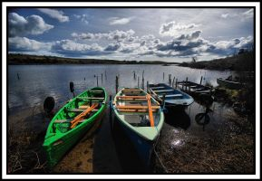 fishing boats.. by gracie16