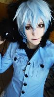 Servamp - Sleepy Ash by TemeSasu