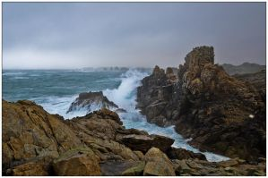 Ouessant I by olivierchattlain