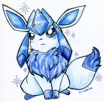 .The coldest of all gazes. by Ishisu