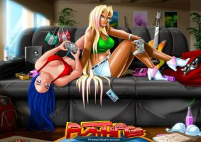 Playthings by Skie-Maree