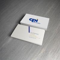 CPI Electronics Business Card Mock Up 1 by icondesigns