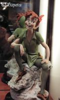 Peter Pan by Lupeta