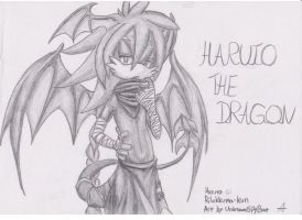 :gift: Haruto by UnknownSpy