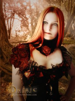 Blood Roses by ProyectoOniric