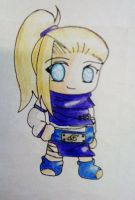 Chibi Ino by carolin36v