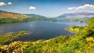 Keswick Lake district by sazonian