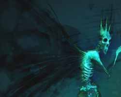 Reign of the Lich King by dislodge
