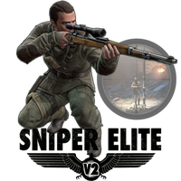 Sniper Elite v2 Icon by Ni8crawler